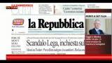 06/01/2013 - Lega Nord, la procura di Roma indaga sui fondi al Senato