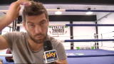 09/01/2013 - Boxe, &quot;Tatanka&quot; si prepara