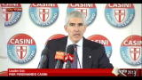 11/01/2013 - Casini: liste pronte, Binetti prima in piazze principali