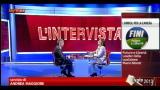 13/01/2013 - Vendola: garantirò la stabilita al governo di centrosinistra