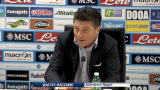 19/01/2013 - Napoli, Mazzarri: &quot;Ancora presto per parlare di scudetto&quot;
