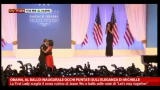 22/01/2013 - Obama, al ballo inaugurale occhi puntati sul Michelle