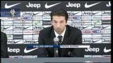 "23/01/2013 - Juventus, Buffon: ""Ecco i portieri del futuro"""