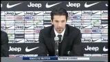 23/01/2013 - Buffon: vivo alla giornata, è giusto non darsi delle date