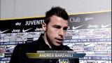 Borriello risponde a Quagliarella, la Juve frena ancora