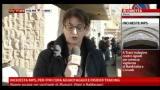 31/01/2013 - Inchiesta Mps, Gotti Tedeschi ascoltato in procura