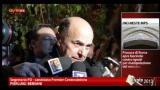 31/01/2013 - MPS, Bersani: via anche i banchieri dai partiti