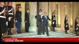 03/02/2013 - Monti incontra Hollande e sottolinea intesa con la Francia