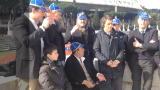Rugby, la consegna dei cap ai nazionali italiani