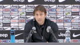 08/02/2013 - Juventus, Conte: &quot;Nessuna rivalit con la Fiorentina&quot;