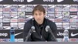 """08/02/2013 - Juventus, Conte: """"Nessuna rivalità con la Fiorentina"""""""