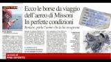 16/02/2013 - Missoni, i due borsoni ritrovati sull'isola di Bonaire