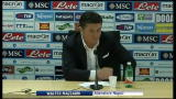 16/02/2013 - Mazzarri: &quot;Voglio vedere un altro Napoli&quot;
