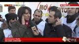 19/02/2013 - Regionali Lombardia, la candidata M5S Silvana Carcano