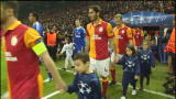 Galatasaray-Schalke 04 1-1