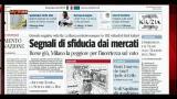 Rassegna stampa nazionale (22.02.2013)