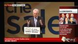 Monti, ultimo giorno di campagna elettorale