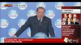 Berlusconi: altri? Armata Brancaleone pericolosa per libertà