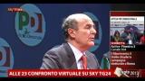 Nanni Moretti: «Voto Pd nonostante slogan giaguaro»