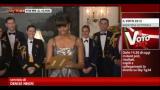 """Oscar, Michelle Obama annuncia il vincitore """"Argo"""""""
