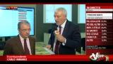 Speciale Elezioni, il commento di Massimo Mucchetti (PD)