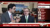 26/02/2013 - Maroni, abbiamo vinto nonostante gli scandali