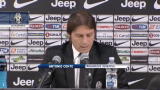 28/02/2013 - Juventus, Conte senza dubbi: &quot;Voto la lista Giovinco&quot;