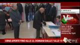 Elezioni politiche 2013, vota Mario Monti