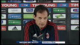 01/03/2013 - Balotelli, Allegri: al 99,9% non ci sar