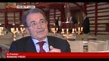 Prodi: non penso al Quirinale, molti impegni all'estero