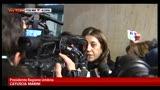 Omicidio-suicidio Regione Umbria, parla Catiuscia Marini