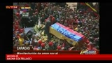 06/03/2013 - Morte Chavez, il mondo ricorda il Presidente venezuelano