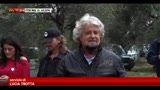 Grillo: i giornalisti sono pagati per sputtanarci