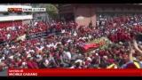 Venezuela, oggi i funerali del presidente Hugo Chavez