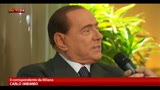 08/03/2013 - Berlusconi in ospedale per &quot;gravi disturbi alla vista&quot;