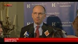 Letta: Pdl ha in agenda solo difesa interessi Berlusconi