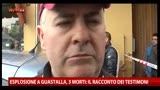 Esplosione a Guastalla, 3 morti: il racconto dei testimoni