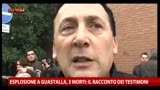Guastalla, esplosione in un mercato
