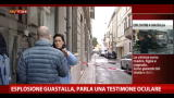 Esplosione Guastalla, parla una testimone oculare