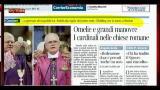 Rassegna stampa nazionale (11.03.2013)