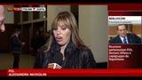Mussolini: Berlusconi ha avuto grande senso responsabilità
