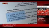 12/03/2013 - Compravendita senatori,chiesto giudizio immediato Berlusconi