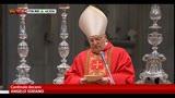 Oggi nella Cappella Sistina ha inizio il Conclave