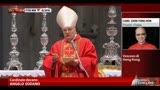 Sodano, nostra profonda gratitudine a Benedetto XVI