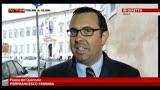12/03/2013 - Napolitano, non posso interferire con la giustizia