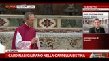 Pronunciato l'Extra Omnes, al via il conclave