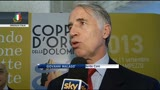 12/03/2013 - Orgoglio d'Italia, intervista a Malago