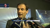13/03/2013 - Champions, Allegri: &quot;Ma non abbattiamoci&quot;
