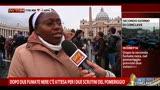 Secondo giorno di Conclave, le aspettative dei fedeli