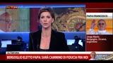 Elezione Papa Francesco, il commento di Giulia De Luca